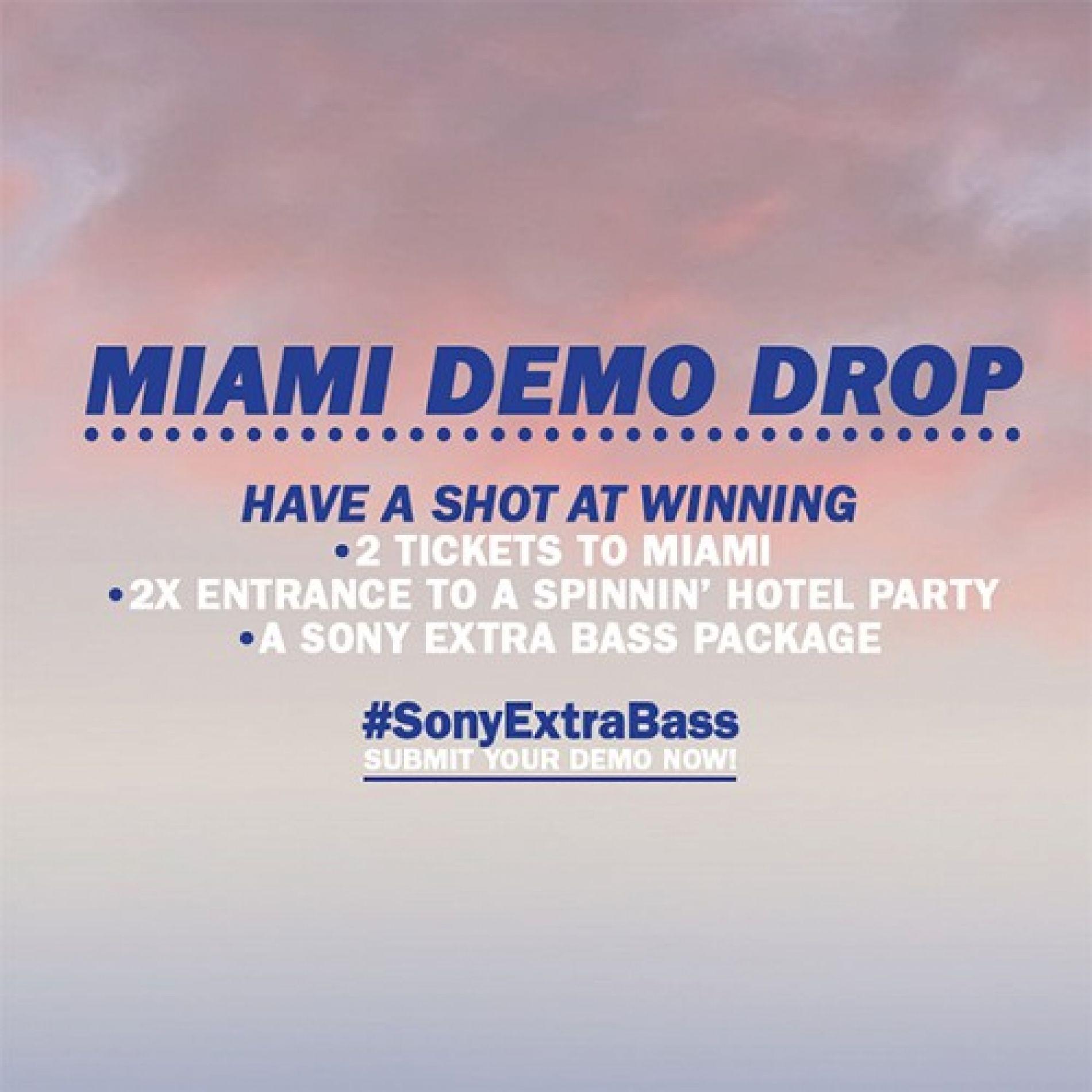 Miami Demo Drop