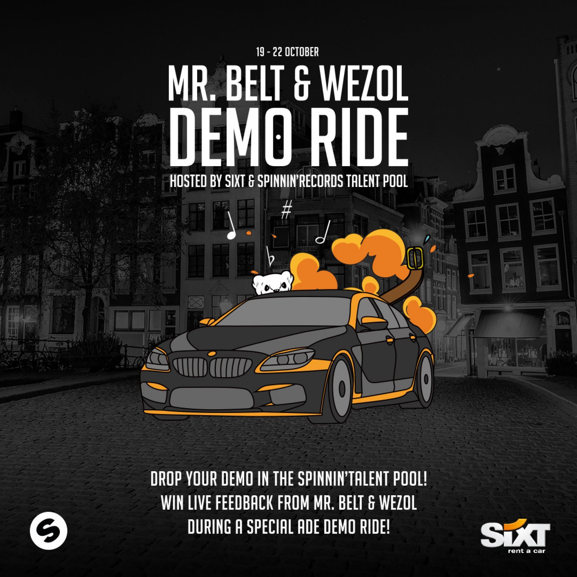 ADE Demo Ride