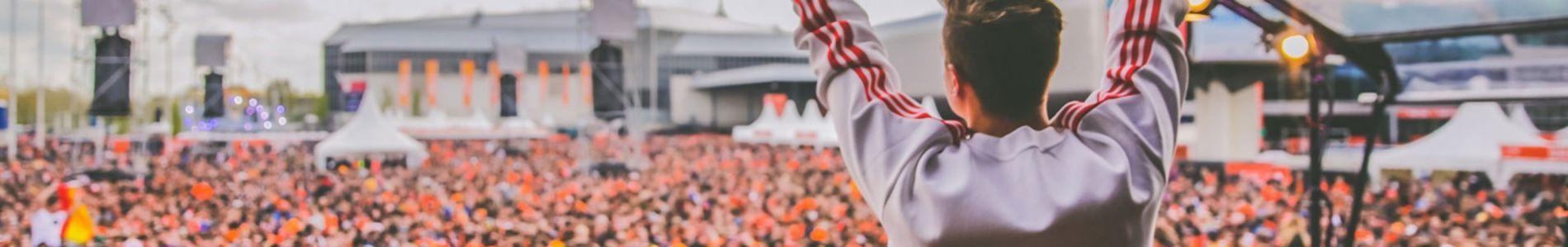 Win festival tickets + a meet and greet with Blasterjaxx