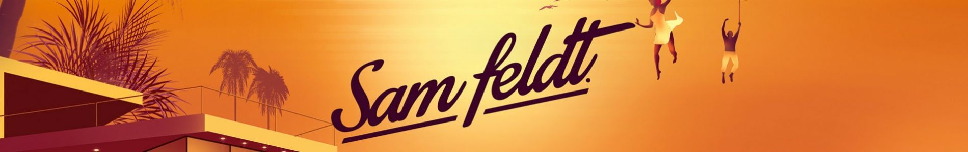 Win a limited edition Sam Feldt vinyl record!