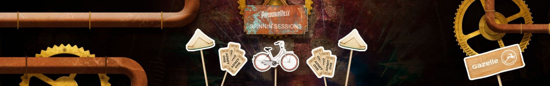 Win eight weekend + camping tickets for Parookaville