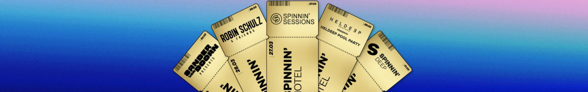 Win VIP access to & a stay at the Spinnin' Hotel Miami!