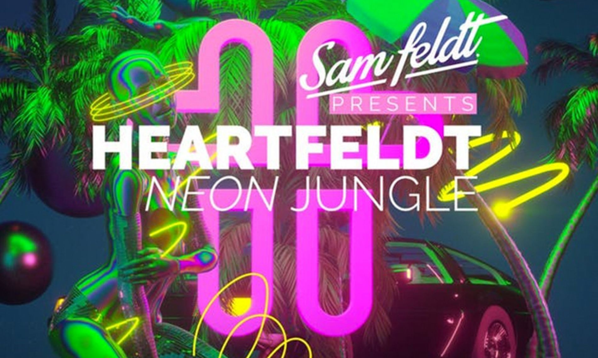 Get two tickets for Sam Feldt's show during Amsterdam Dance Event!