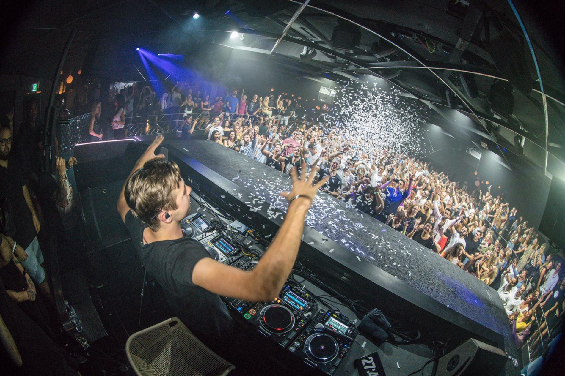 Win a trip to Sam Feldt's show at Hï Ibiza!