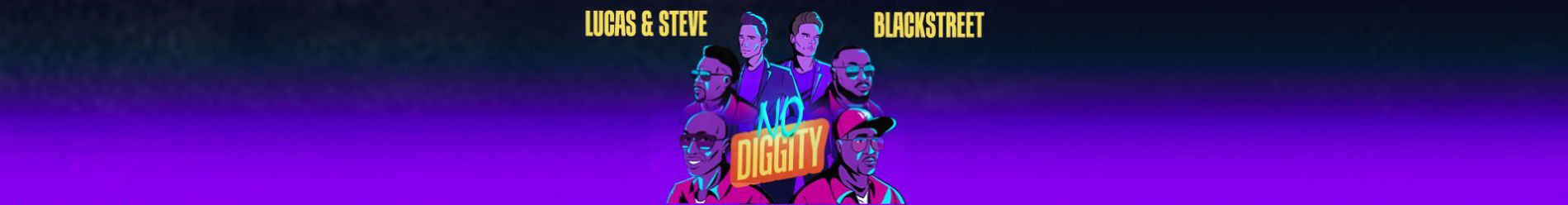 Save 'No Diggity' to your favorites to win LG earbuds and a 'Letters to Remember' vinyl!