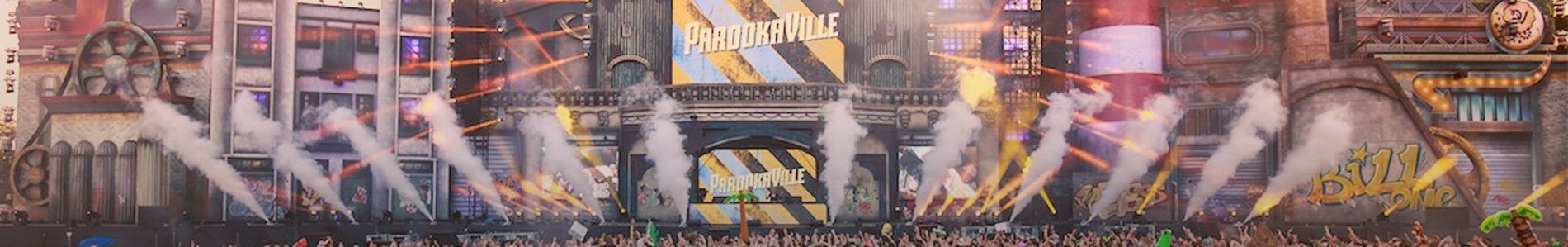 Spinnin' Sessions Spinnin' Sessions x Parookaville 2017