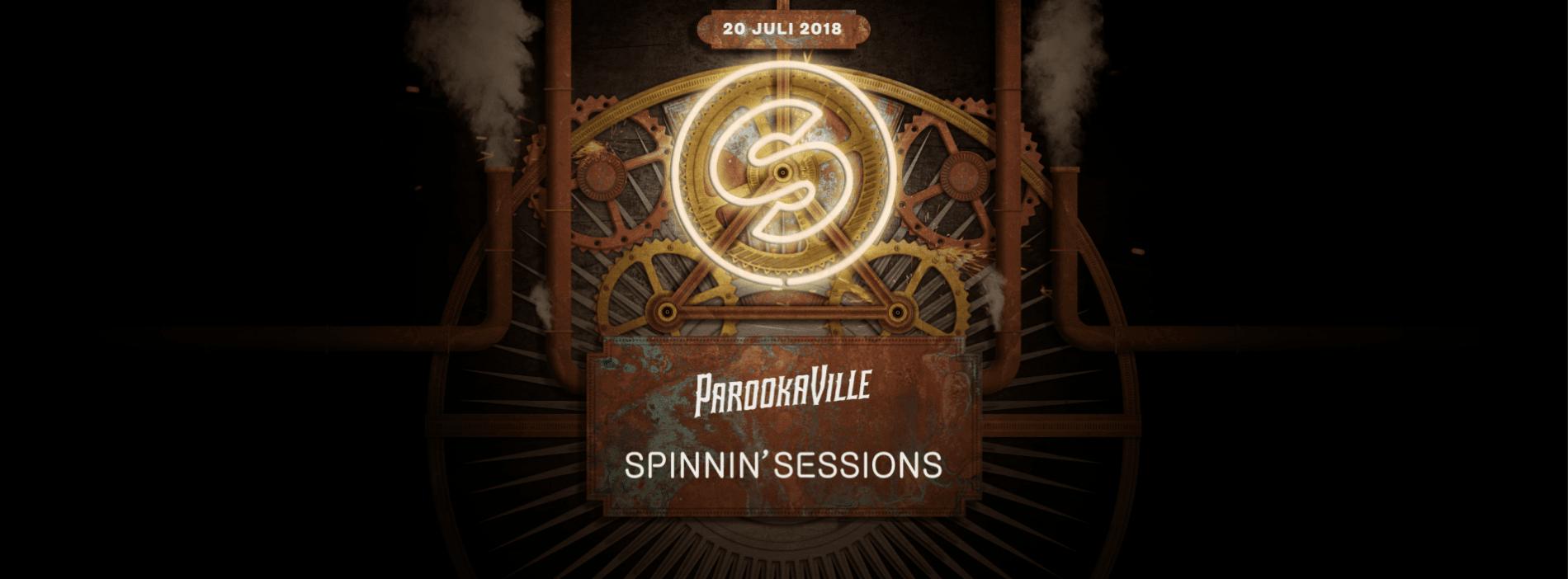 Spinnin' Sessions Spinnin' Sessions | Parookaville