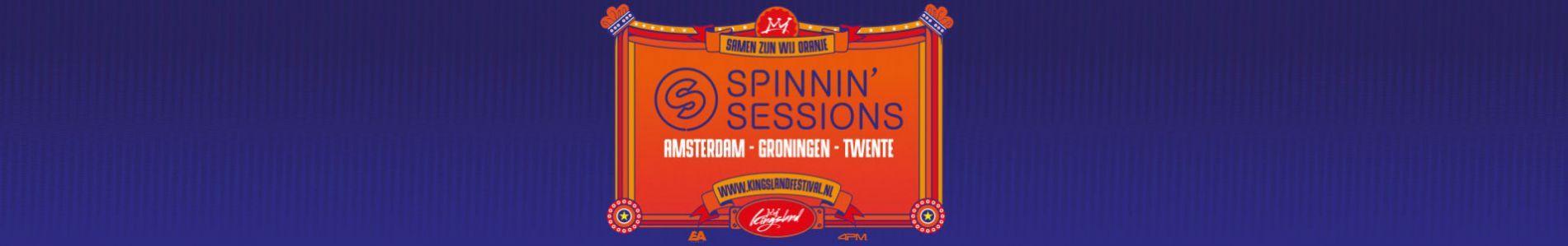 Spinnin' Sessions Spinnin' Sessions | Kingsland 2018
