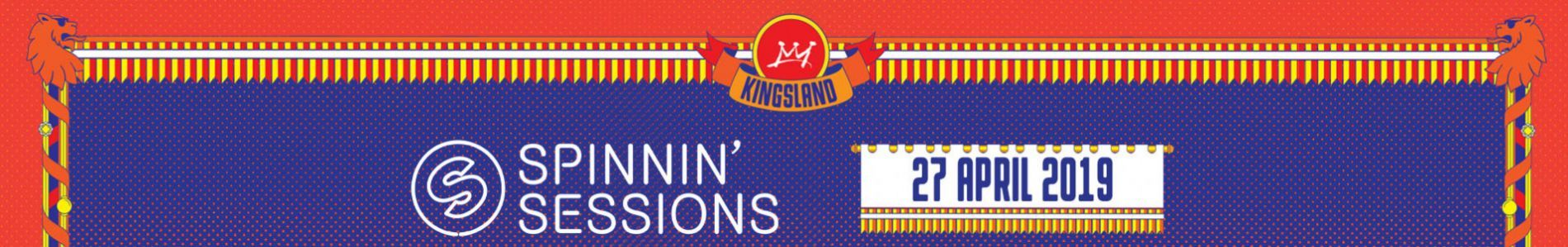 Spinnin' Sessions Spinnin' Sessions | Kingsland 2019