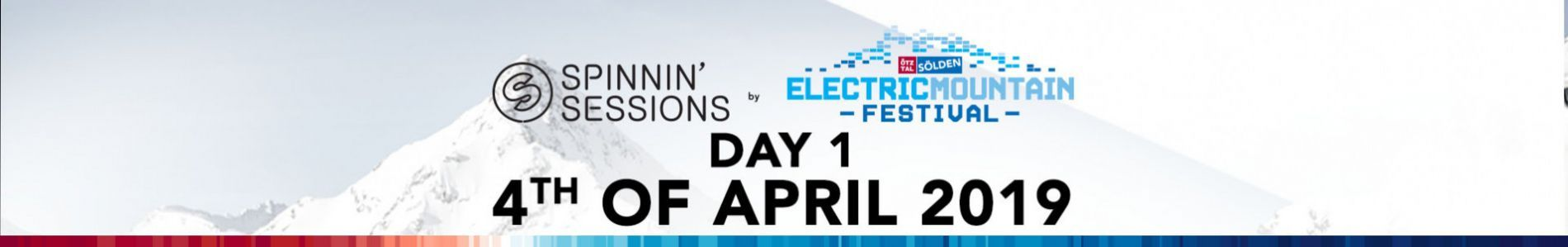 Spinnin' Sessions Spinnin' Sessions | Electric Mountain Festival