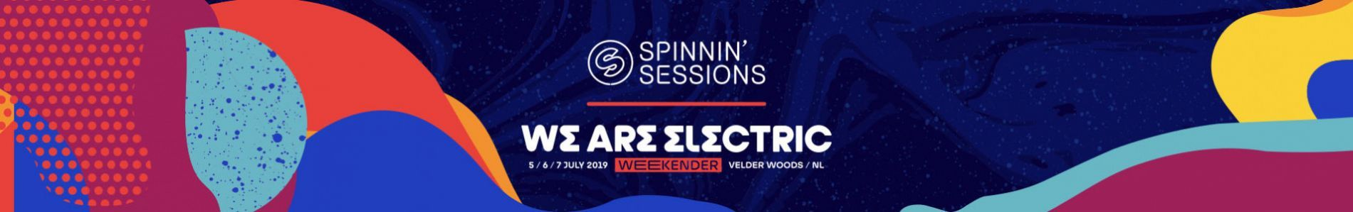 Spinnin' Sessions Spinnin' Sessions at We Are Electric | The Netherlands