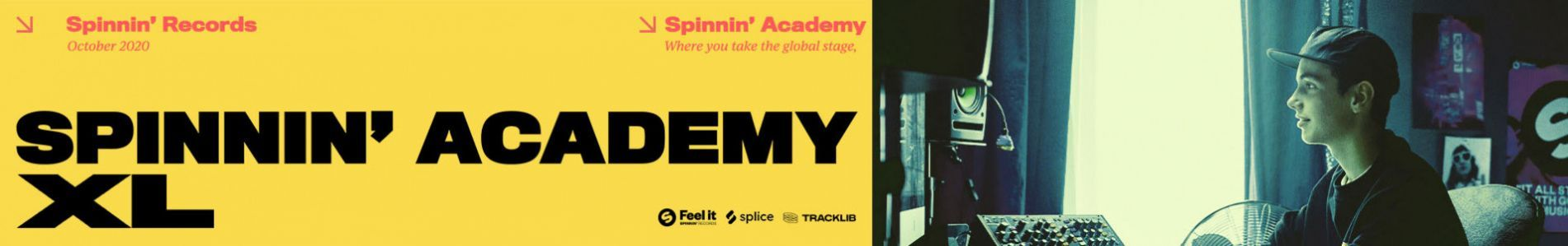 Spinnin' Sessions Academy XL 2020