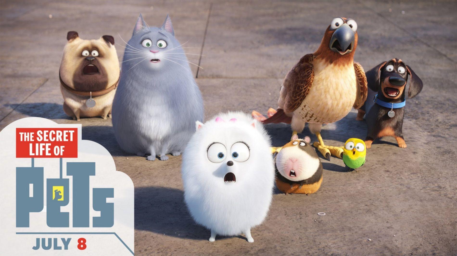 'The Bingo Players - Get Up (Rattle)'  Secret Life of Pets trailer!
