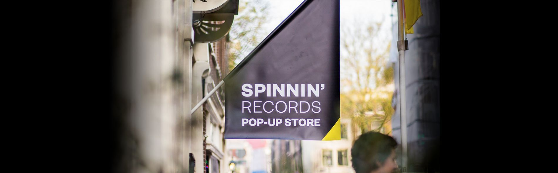 Spinnin' Records Pop-up store 2017