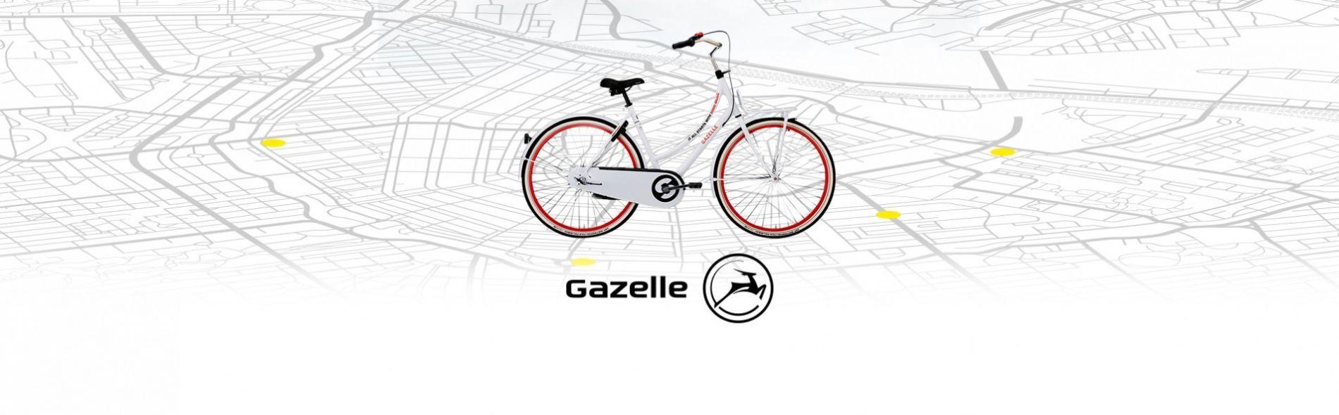 Gazelle at ADE 2017
