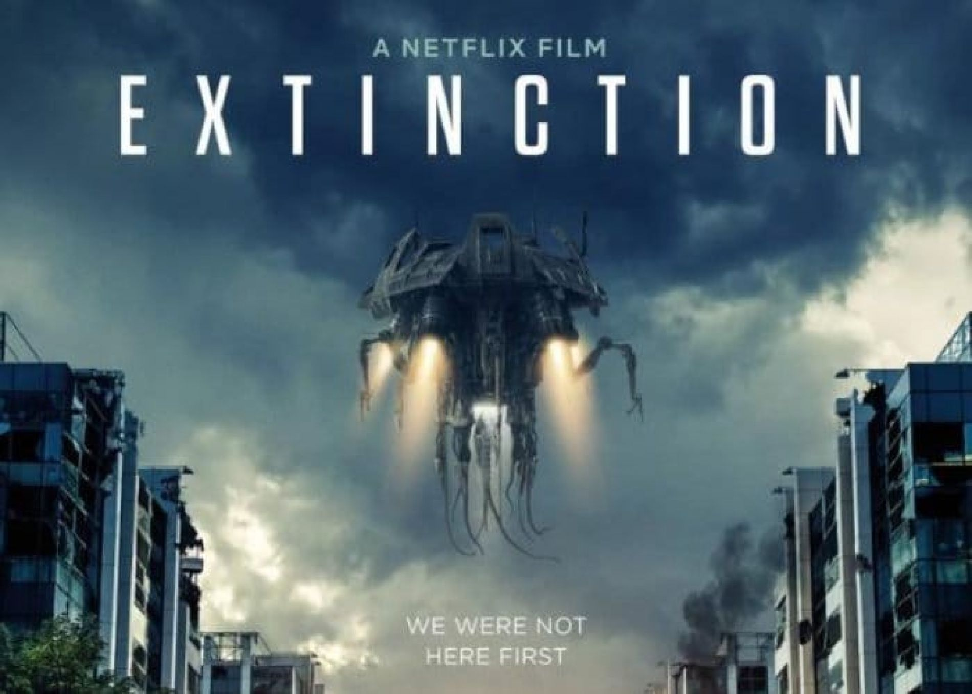 Side & Chain composed music for trailer of Netflix 'Extinction' (Custom)