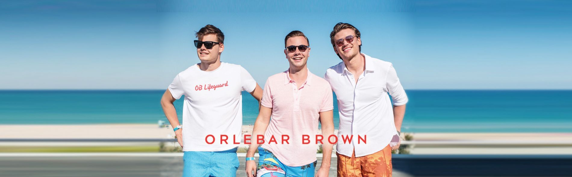 Spinnin' and Orlebar Brown join forces for a second time