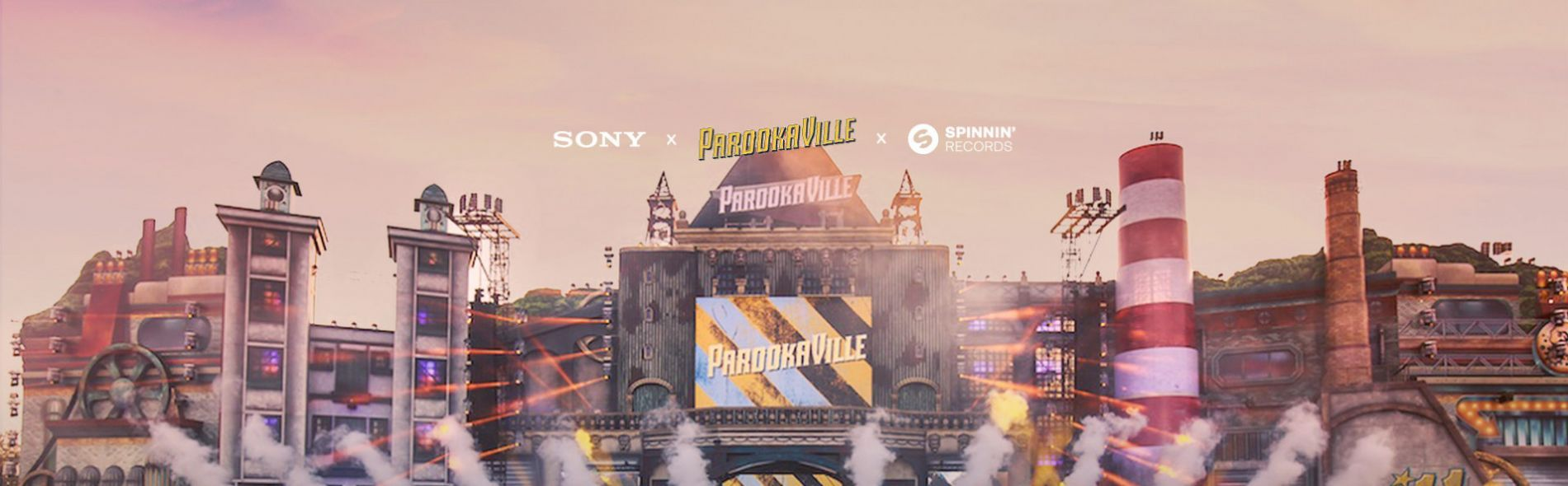 SONY AND PAROOKAVILLE
