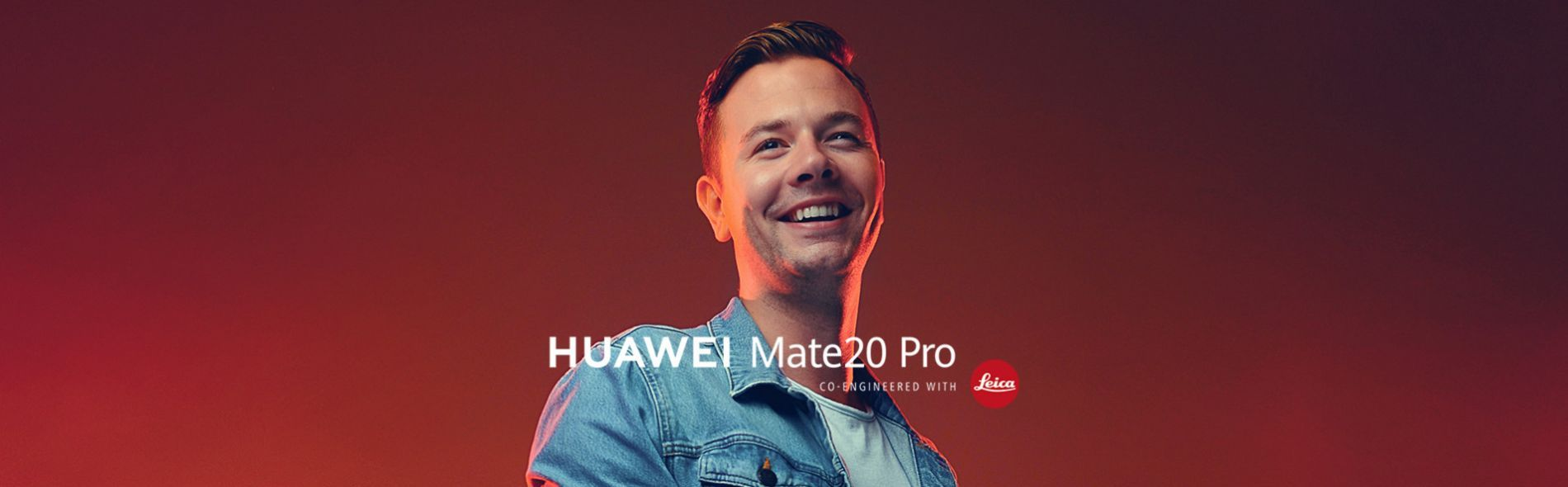 How Huawei promoted their new smartphone with Sam Feldt