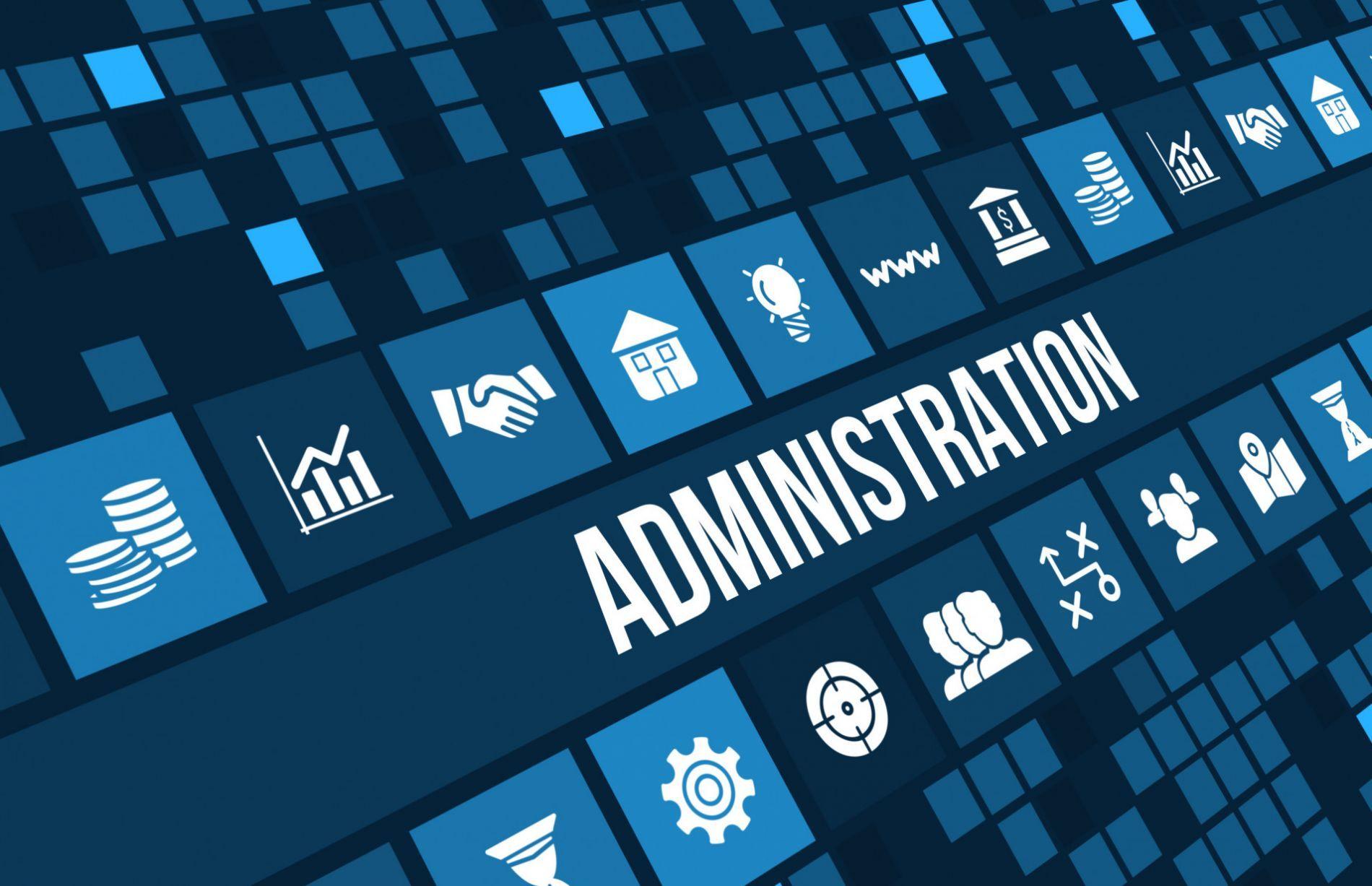 Administratief medewerker (Copyright)