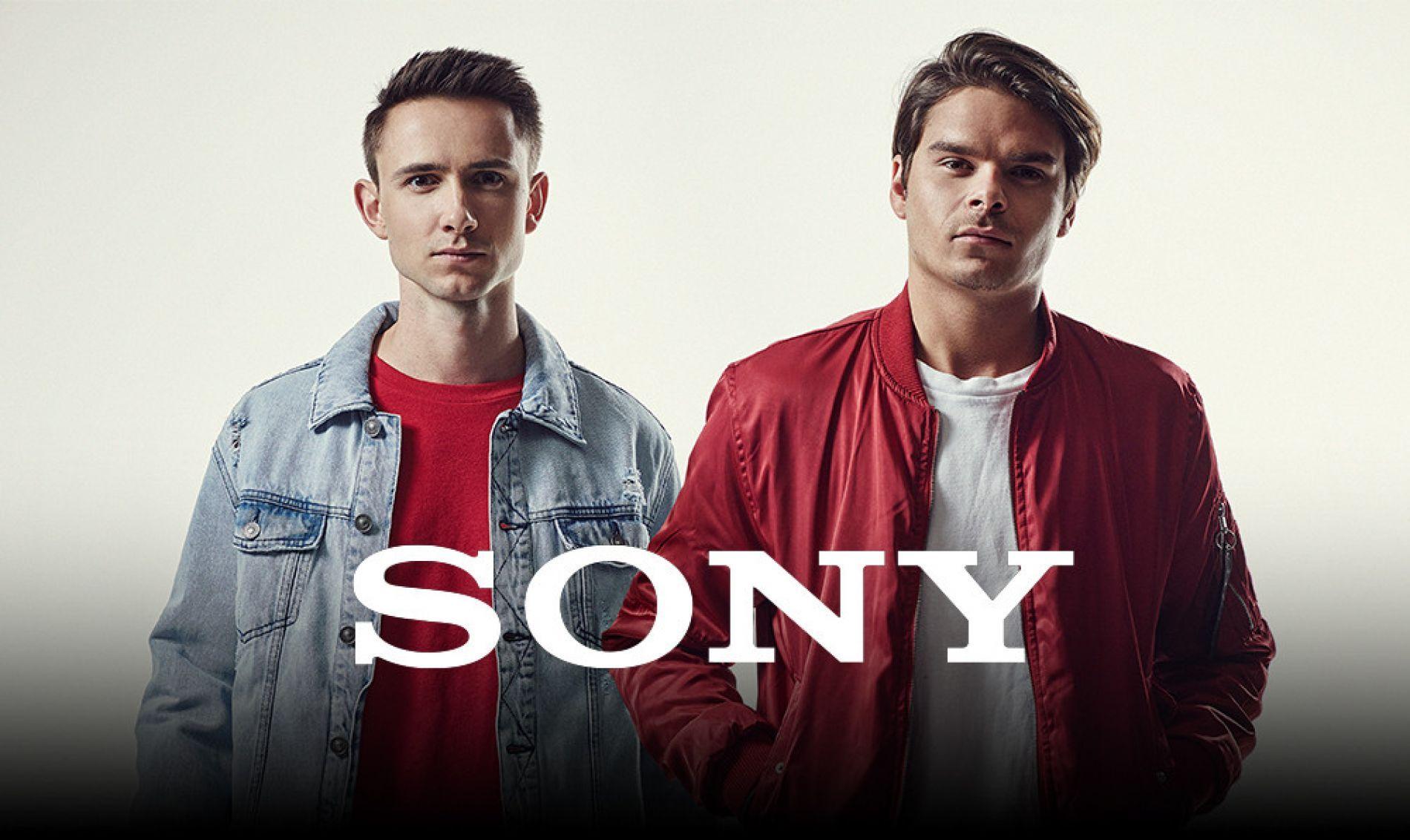 Lucas & Steve x Sony Mobile