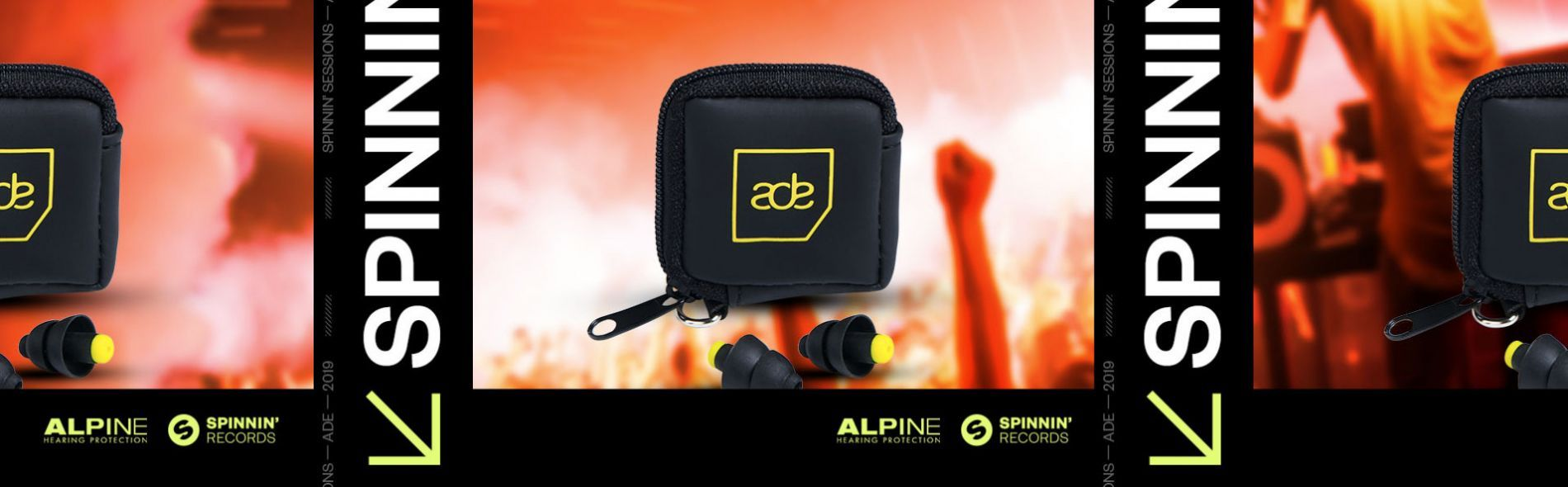 Alpine, Sam Feldt & Spinnin' Records team up to raise awareness for hearing protection