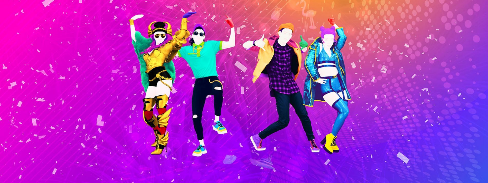 'Sushi' & 'Policeman' in Ubisoft's Just Dance '20