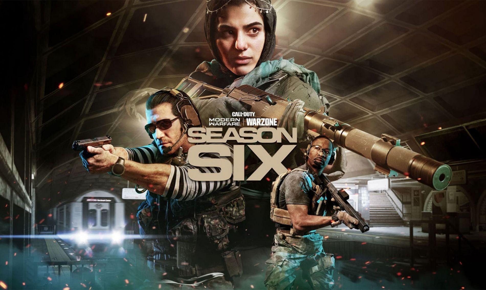 'Tiësto, SWACQ - Party Time'  in Call Of Duty Modern Warfare Warzone Season 6!