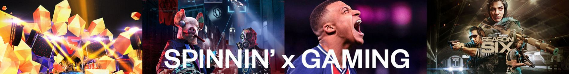 Spinnin' x Gaming