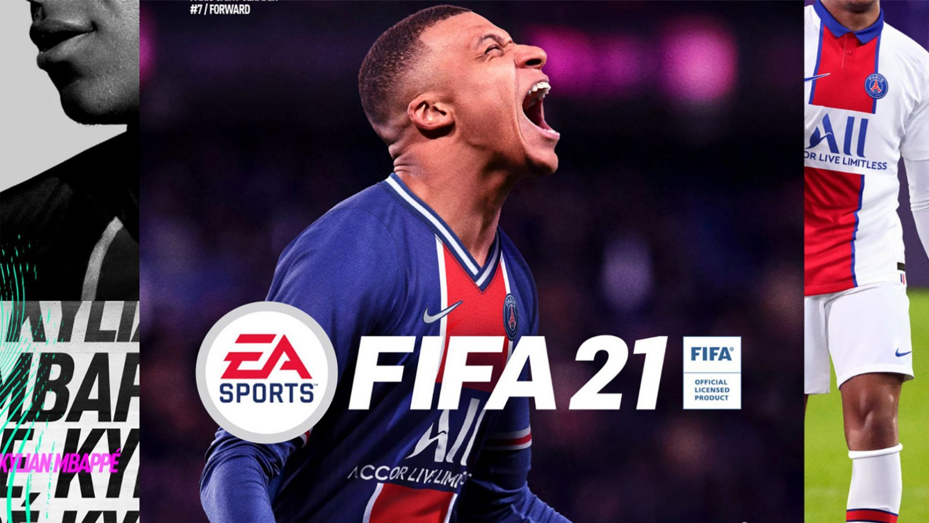 4 of our songs in FIFA 21!