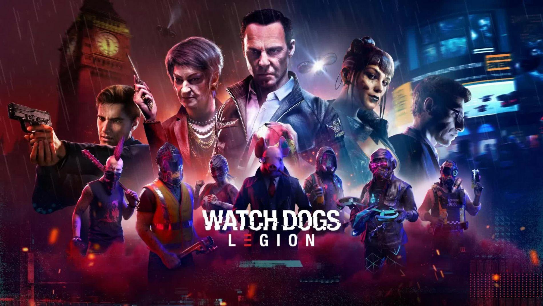 Three songs by TV Noise, Curbi & Daniel Blume in Ubisoft's Watch Dogs Legion!