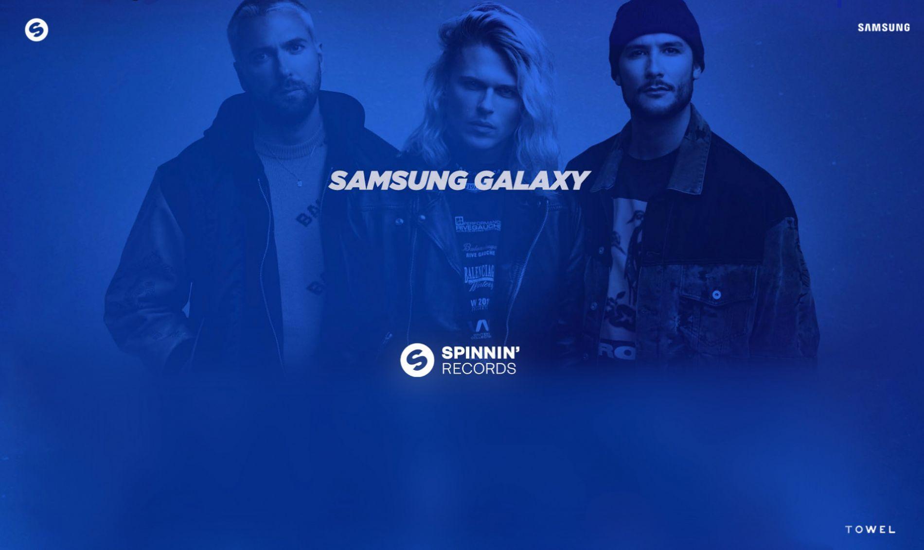 Kris Kross Amsterdam X Samsung Galaxy