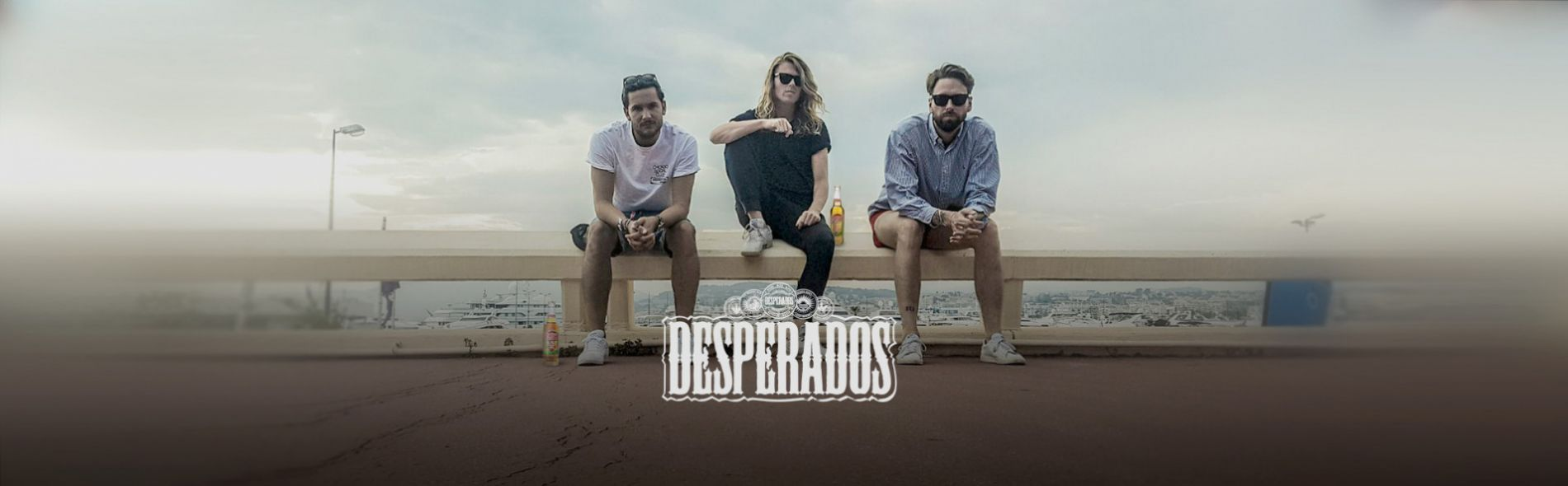 Desperados & Kris Kross Amsterdam