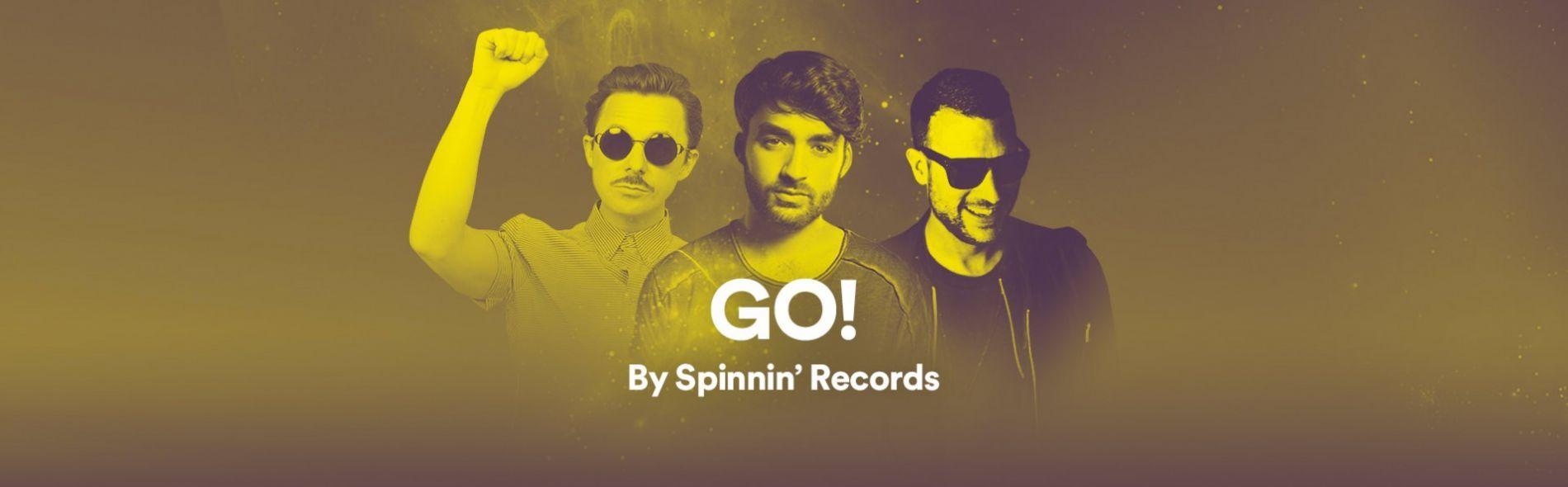 Spotify Running & Spinnin Running Original GO!