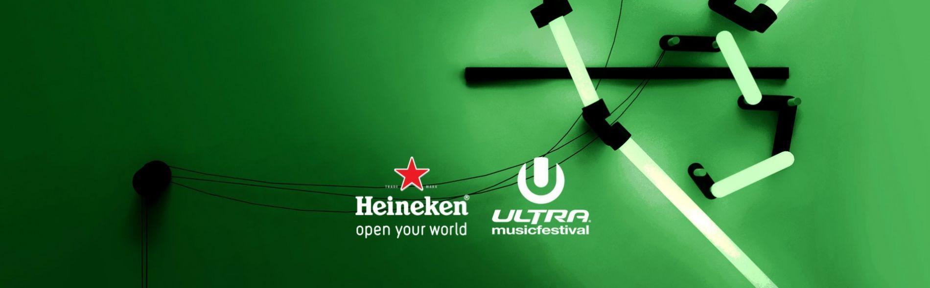 Heineken, Soundcloud & DJ Sam Feldt
