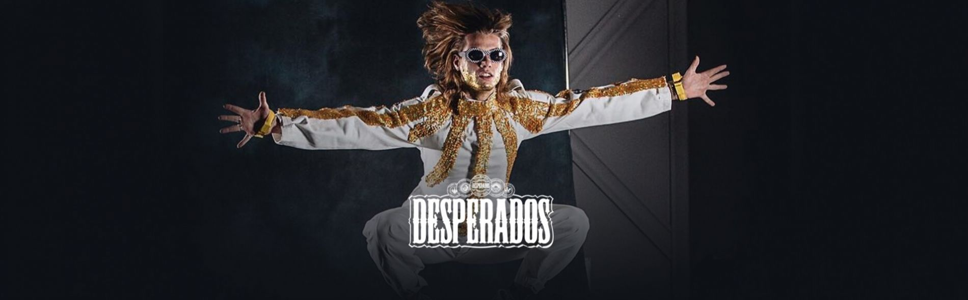 Tony Junior's Vegas trip with Desperados' 'Bass Drop Experiment'