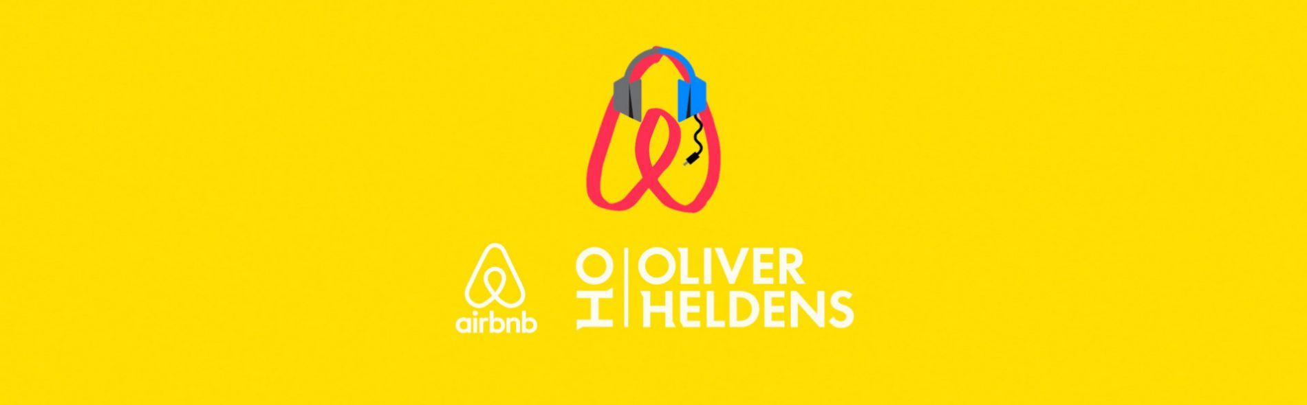 AirBNB & Oliver Heldens