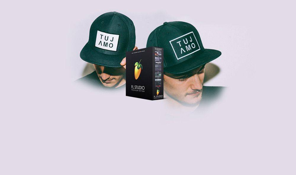 FL Studio Package and two Tujamo caps