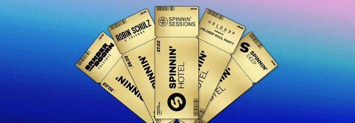 VIP arrangement and stay at Spinnin' Hotel in Miami!
