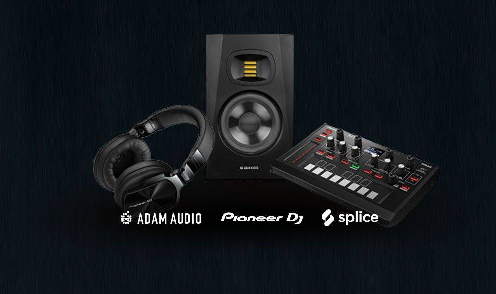 THE SOUND OF TUJAMO - PRODUCTION EQUIPMENT PRIZE PACKAGE