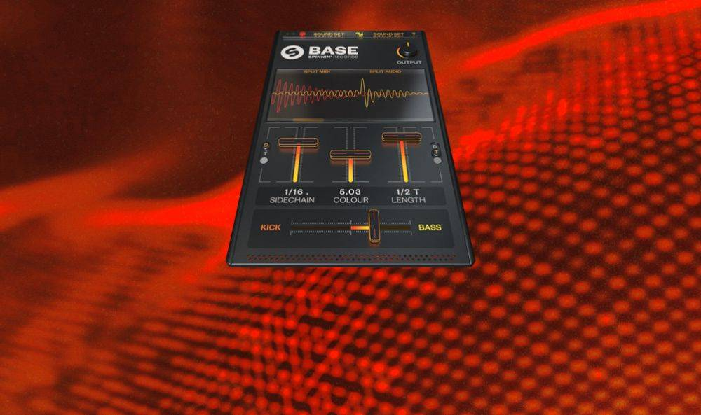 3x BASE by Spinnin' Records plugin