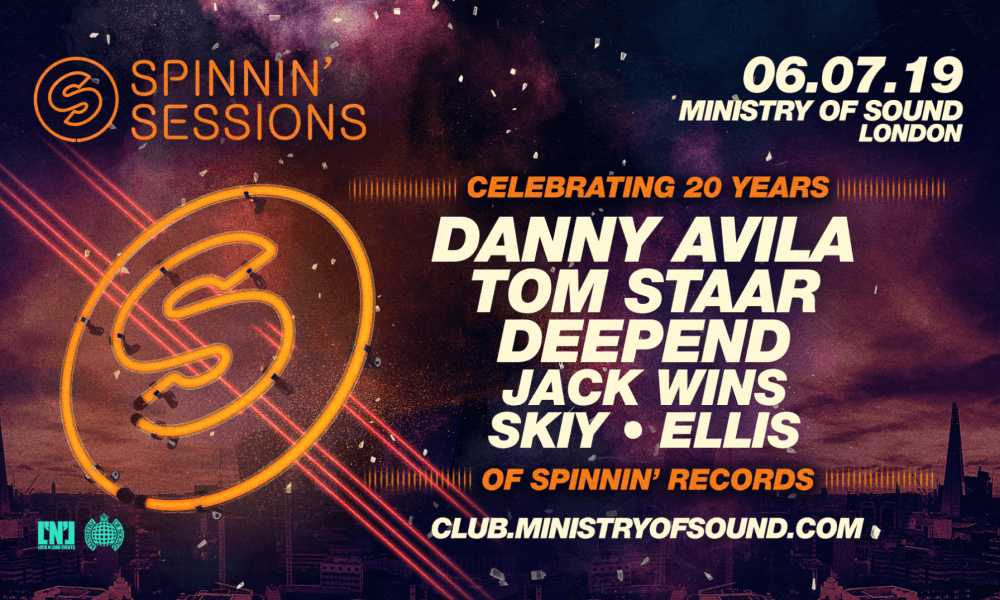 Win 2 tickets for Ministry of Sound!