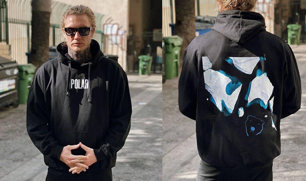 MORTEN's 'Polar' hoodie!