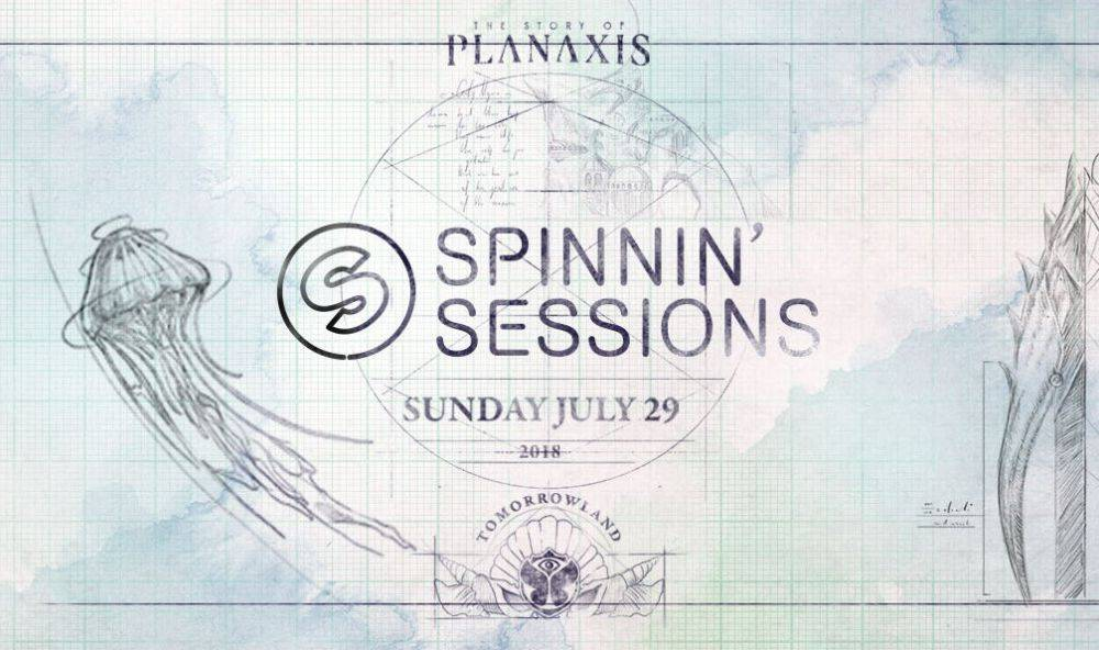 Spinnin' Sessions Spinnin' Sessions | Tomorrowland 2018