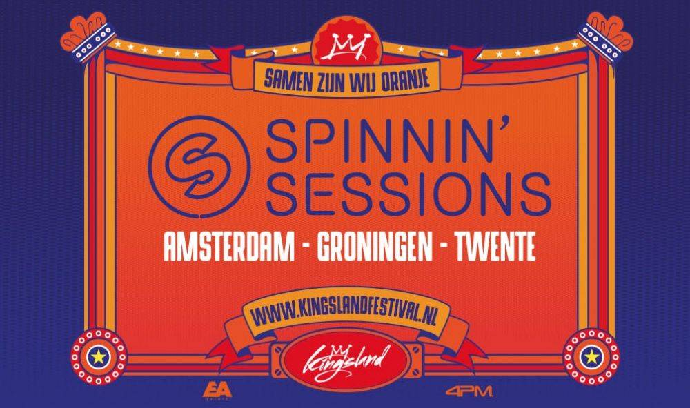 Spinnin' Sessions Spinnin' Sessions | Kingsland 2018