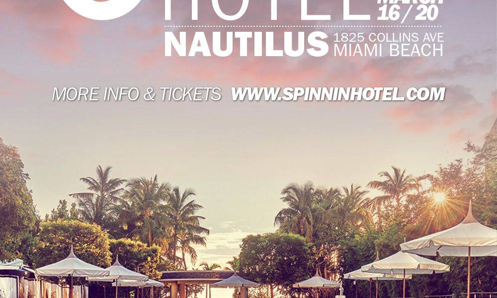 Win tickets to Spinnin's Miami events!