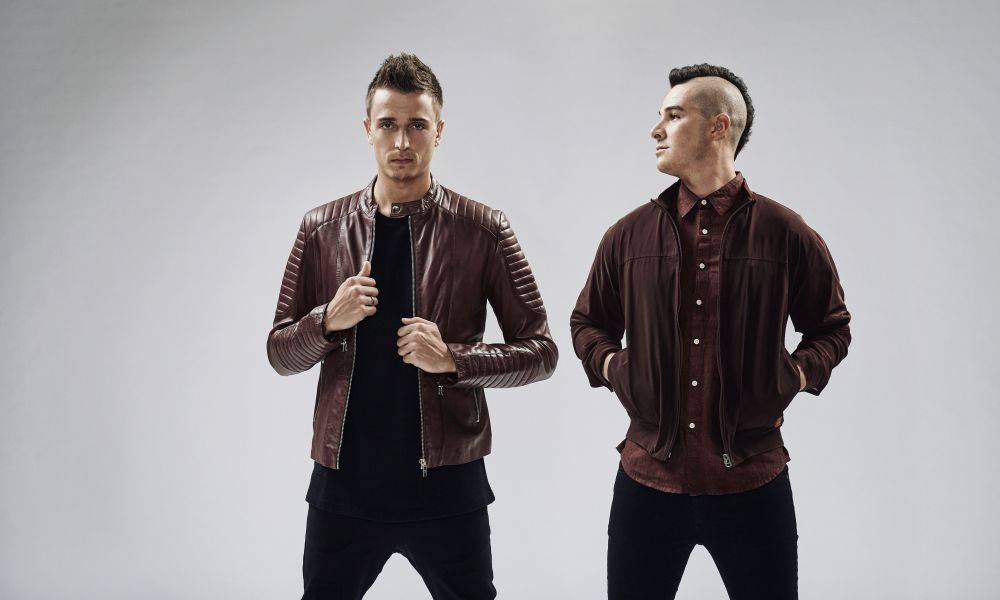 Exclusive interview Blasterjaxx: 'Great stuff coming up in 2016!'
