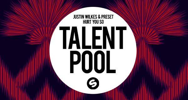 Another track picked from the Talent Pool