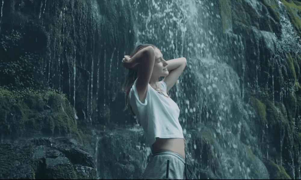 This is the beautiful video for LVNDSCAPE & Holland Park's single 'Waterfalls'