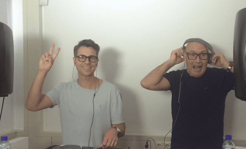Watch & listen exclusive sets by Carta and Chocolate Puma